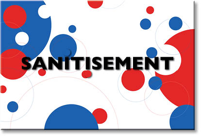 SANITISEMENT