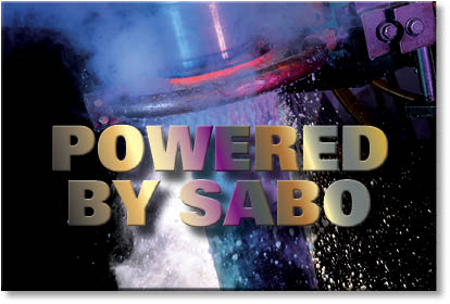 POWERED BY SABO